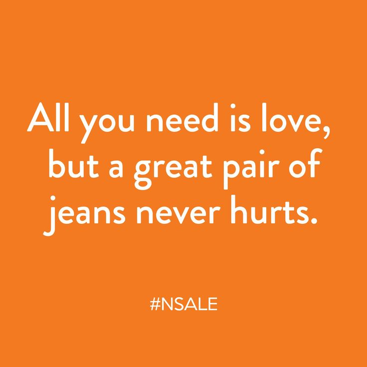 Totally! #Jeans #Denim