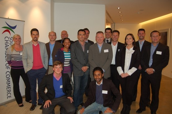 Pitch London Silicon Cape mission in November 2012