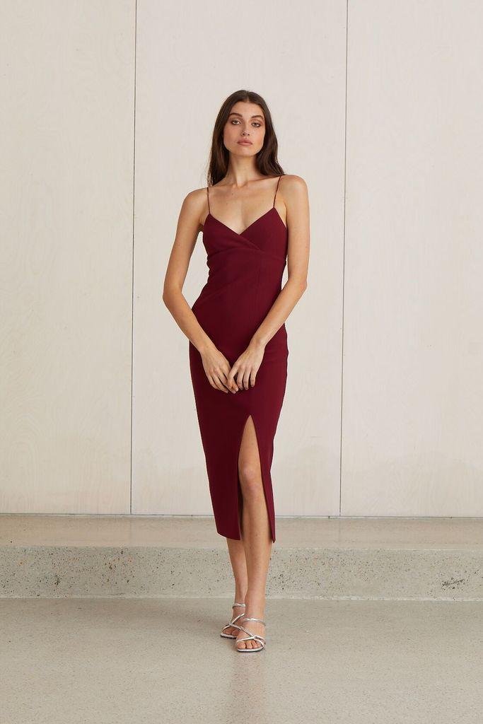 18++ Bec and bridge lea midi dress inspirations
