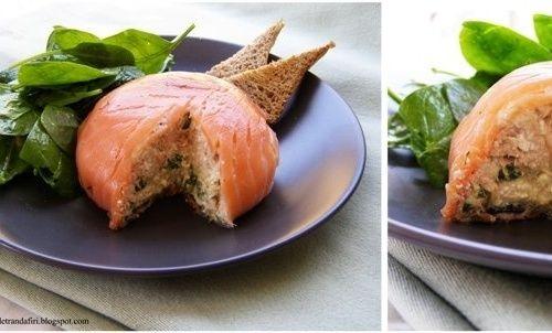 Pachetele de somon - http://www.gustos.ro/retete-culinare/pachetele-de-somon.html