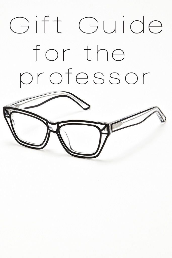 Click for the Gift Guide for the College Professor in your life