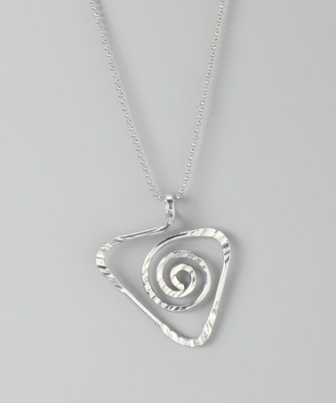 Best 25 aztec pendants ideas on pinterest aztec jewelry maya take a look at this silver aztec pendant necklace by aluminations on zulily today mozeypictures Images