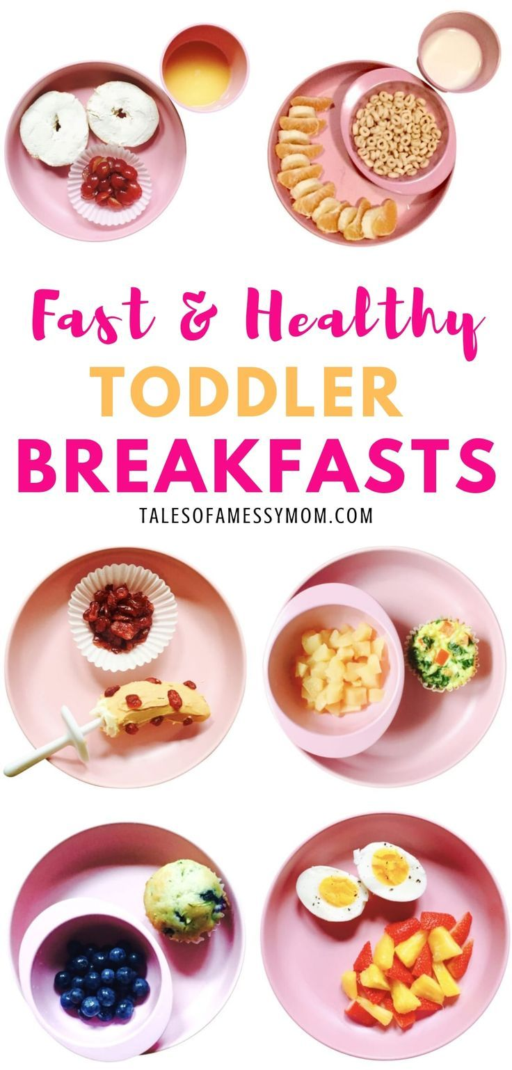 Fast And Healthy Toddler Breakfasts Tales Of A Messy Mom Healthy Toddler Breakfast Toddler Picky Eater Toddler Breakfast