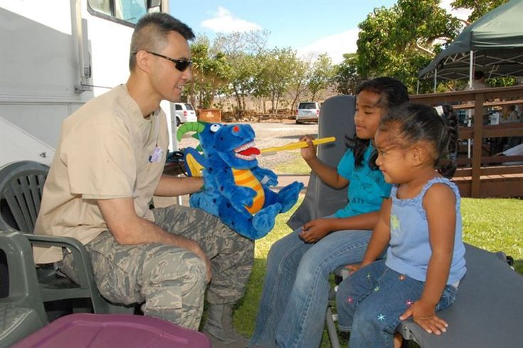 Maj. Simon Nguyen, a dentist with the 178th Medical Group