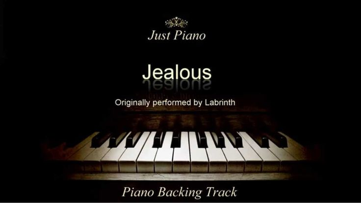 Jealous by Labrinth (Piano Accompaniment)