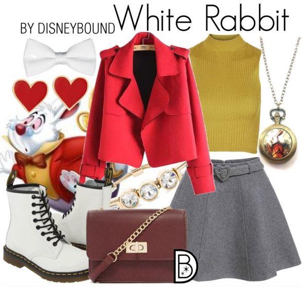 Disney Bound | White Rabbit