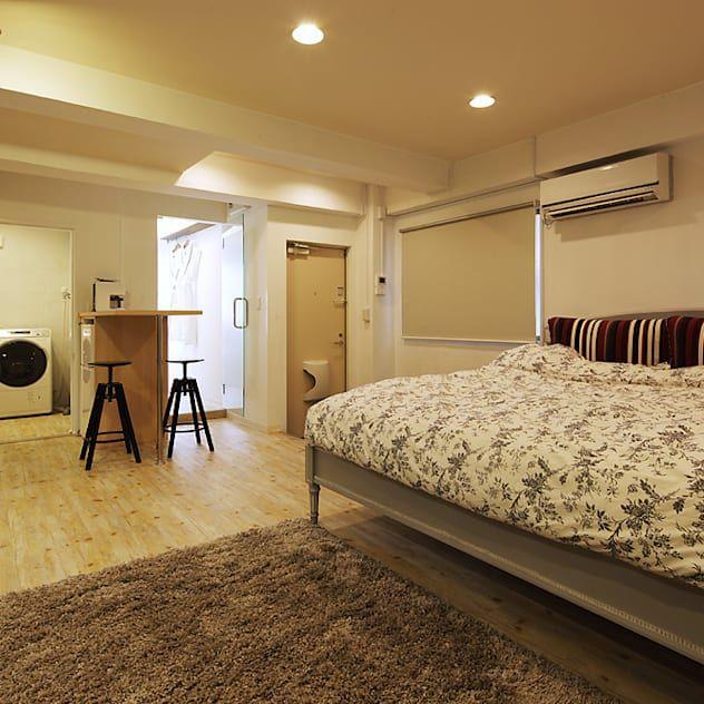 ビルリノベーション3選 ビルが魅力的な住宅に大変身 Homify 自宅で 家 リフォーム 住宅