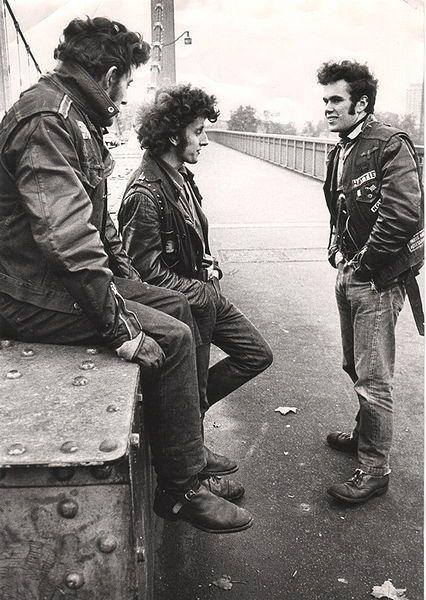 60's: rockers