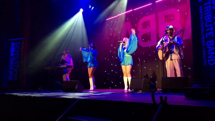 ABBA Tribute Band - Sensation Live. ABBA Tribute Band - Sensation Live from their sell out show at Derby Assembly Rooms.
