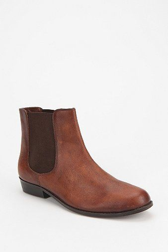 BDG Leather Chelsea Boot - UO