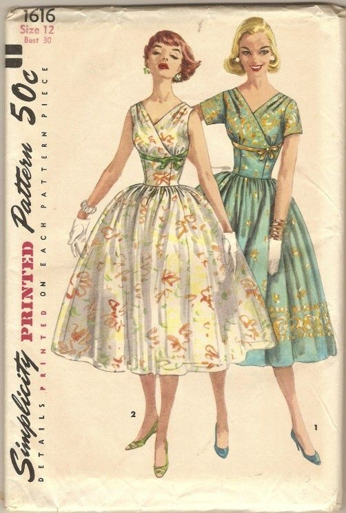Dating simplicity sewing patterns — 9