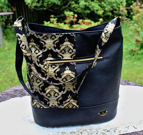 Arisnoé - prostorná taška
