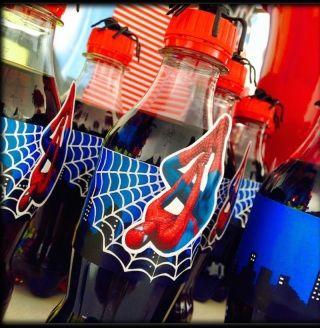 27 ideias para decoração de Festa Infantil Homem Aranha
