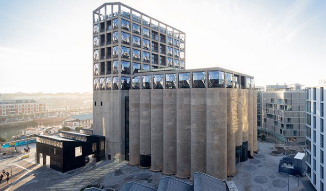 See inside South Africa's biggest contemporary art museum with us!