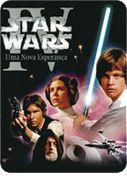 Star Wars: Episódio IV - Uma Nova Esperança - Luke Skywalker se une ao cavaleiro Jedi Obi-Wan Kenobi, ao mercenário Hans Solo e dois robôs para salvar o universo da Estrela da Morte, uma gigantesca estação espacial com capacidade para destruir um planeta. Ao mesmo tempo, precisa salvar a princesa Leia Organa das garras do terrível Darth Vader.