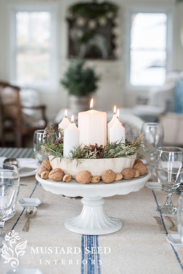 mejores imgenes de tablescapes en pinterest navidad fiestas y parties