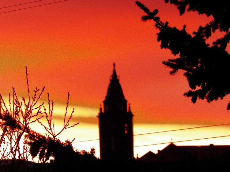 amanecer , Punta Arenas , Magallanes Chile , patagonia