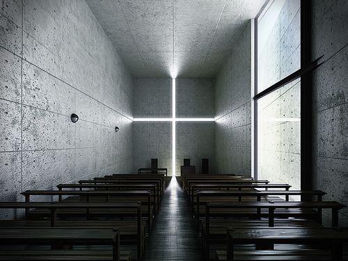 Church of the Light Tadao Ando