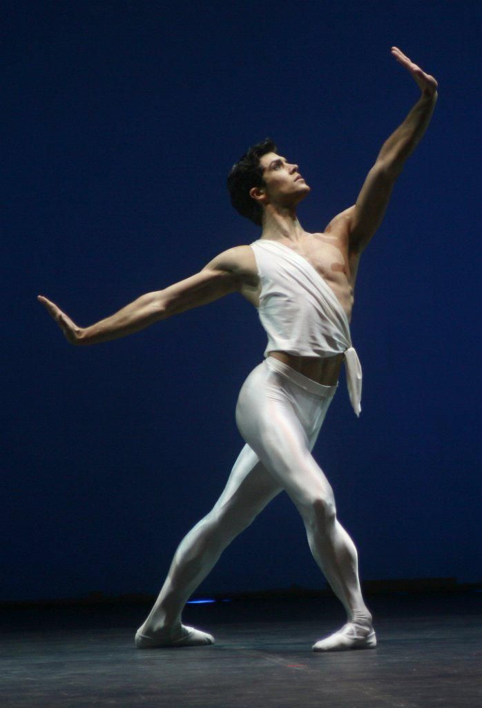 Roberto Bolle in Apollo