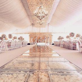 www.viajeslunamiel.com ♥ | #Ideas #Viajes #LunaMiel #Love #Amor #Boda #Wedding #NosCasamos #CelebraElAmor #Juntos #Novios #decor #decoración #Beige #Pista #Baile