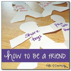 100 + social skills activities for preschoolers that teach them about manners, making and keeping friends, understanding their emotions, and more!