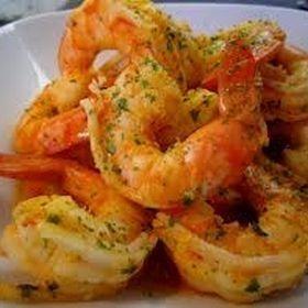 Crevettes à l'ail et au persil  #crevettes #actifry #gastronoome