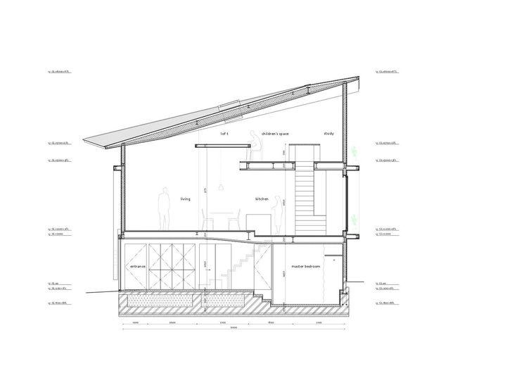 Gallery of The Corner House in Kitashirakawa / UME architects - 29