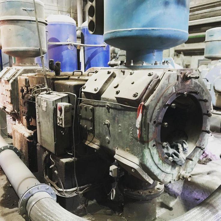 Get dinosaurs alive #aircompressor #pistons #mechanic