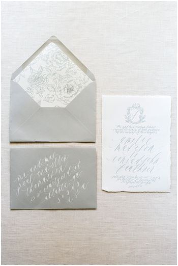 grey-and-white-stationery