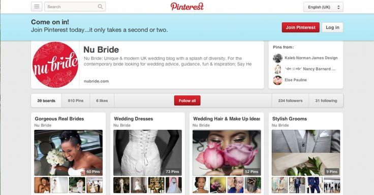 Pinterest Weddings - A Curse or a Saviour - Nu Bride