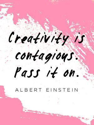 Creativity Einstein #Quote #ArtistQuote #Artist #Saying #Words #QuoteoftheDay