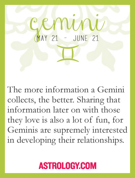 truth about dating a gemini Why it's hard to get a gemini to commit why it's not enough to find a relationship that's blessed by the the truth that your romantic happiness is up.