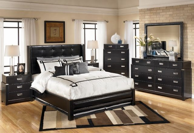 Black Queen Size Bedroom Sets - Home Ideas And Designs ...