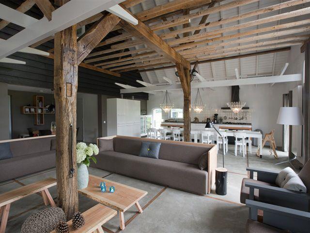 schuttekamp vakantiehuis voor 12 personen in gelderland. Zeer sfeervol en authentiek!