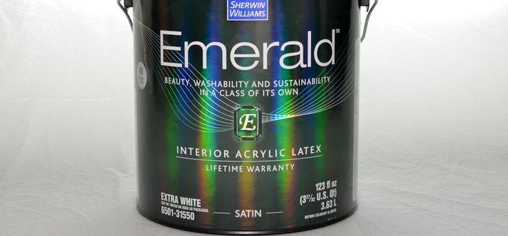 Sherwin williams emerald interior satin review home - Sherwin williams interior paint reviews ...