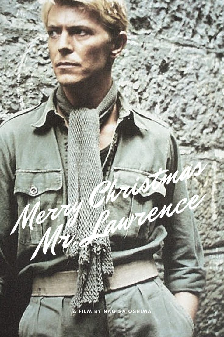 "you-belong-among-wildflowers: """" Alternative Movie Posters → Merry Christmas Mr. Lawrence (1983)"" """