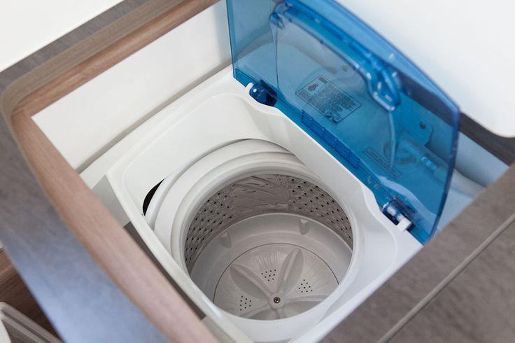 Silverline Caravan Washing Machine