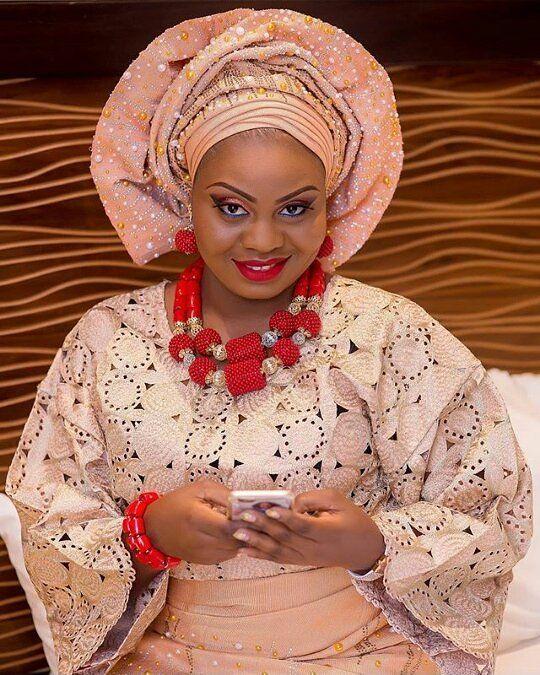 Traditional Bride Makeover : #asoebispecial #asoebi #speciallovers #wedding #makeover # ...
