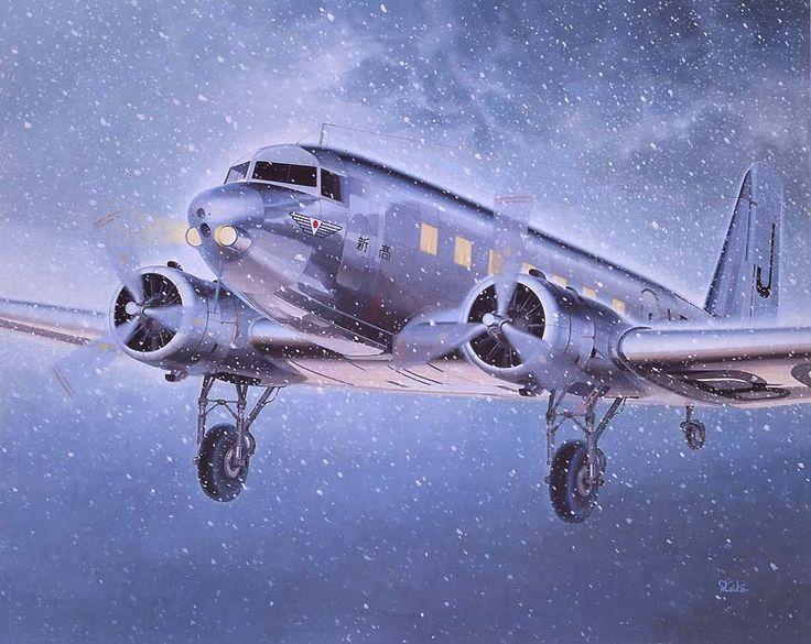 Nakajima Douglas DC-2 Passenger-plane
