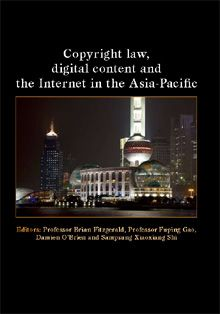Copyright law, digital content and the Internet in the Asia-Pacific provides a unique insight into the key issues facing copyright law and digital content policy in a networked information world.