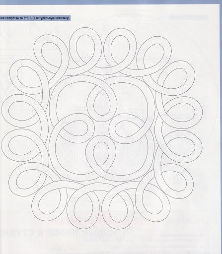 Macrame Romania  - Romanian Point Lace pattern