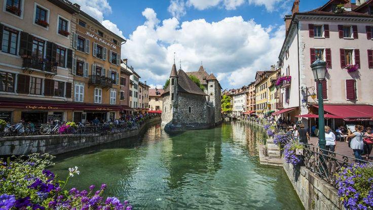 Annecy - Alpenes Venezia - Aftenposten