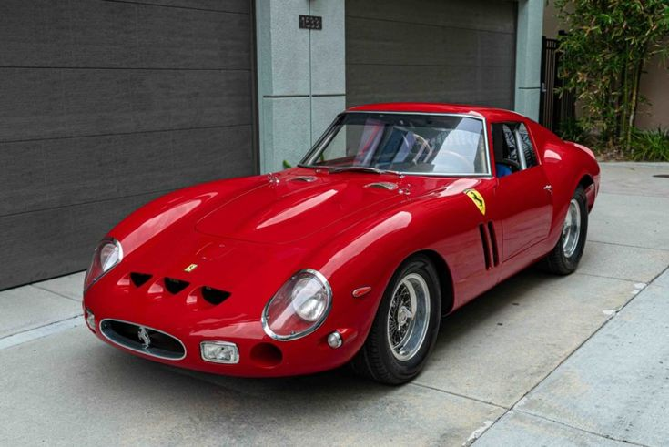 1965 Ferrari 330 GTO Re-Creation