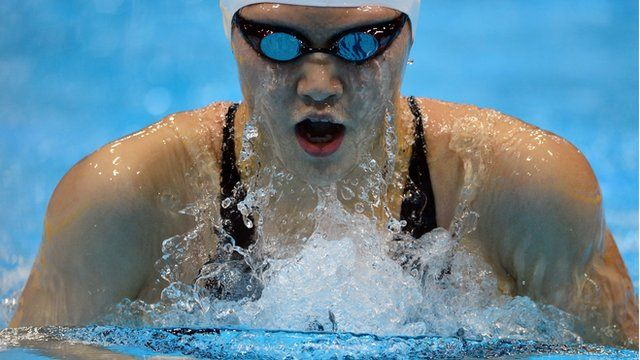 Ye Shiwen wins 200 m individual medley (BBC)