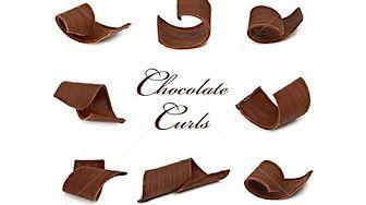 Шоколадные украшения для десертов - Как сделать  - YouTube