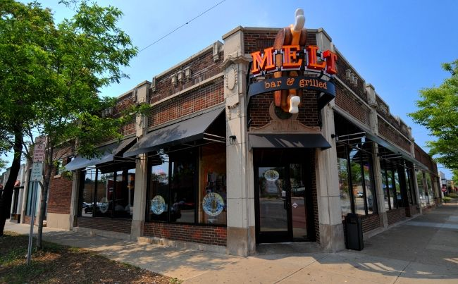 The Melt Bar & Grilled.  Some of the most amazing sandwiches you will ever eat!   Plus you'll be able to skip your next two meals.
