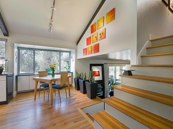 Artistic Tri Level Residence In Denver Home Ideas Pinterest