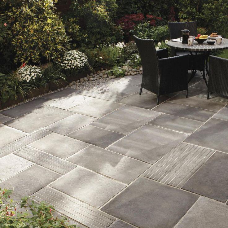 34 Perfect Outdoor Stone Tile Flooring Ideas Backyard