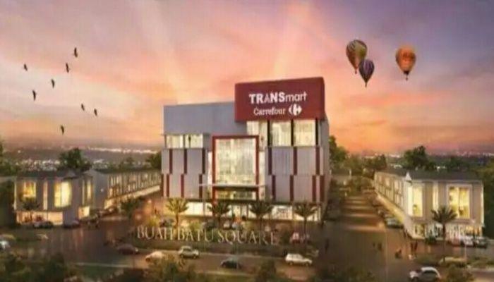Mall Transmart Buah Batu Bandung
