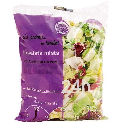 insalata mista - mixed salad